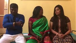 Ennamma Ramar funny with Vijay Tv Anchor Priyanka