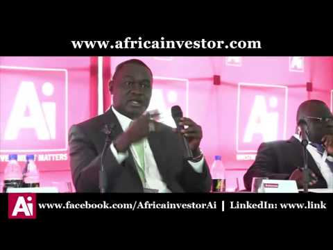 Mouhamadou Niang, Head, Private Sector Development, AfDB - Abuja 2014