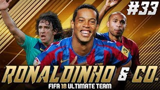 Początek końca! - FIFA 18: RONALDINHO & CO. [#33]