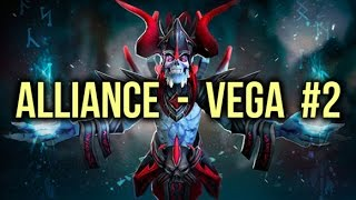 Alliance vs Vega Squadron Highlights DreamLeague S4 Game 2 Dota 2