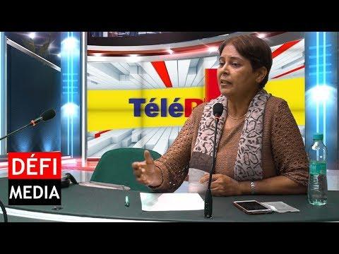 Sheila Bunwaree: «En cas d'alliance pré-électorale, je claque la porte»