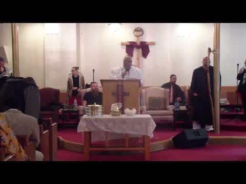 010718 CMBC Sunday Service Praise & praise dancing