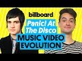 Capture de la vidéo Panic! At The Disco Music Video Evolution: 'i Write Sins Not Tragedies' To 'hey Look Ma, I Made It'