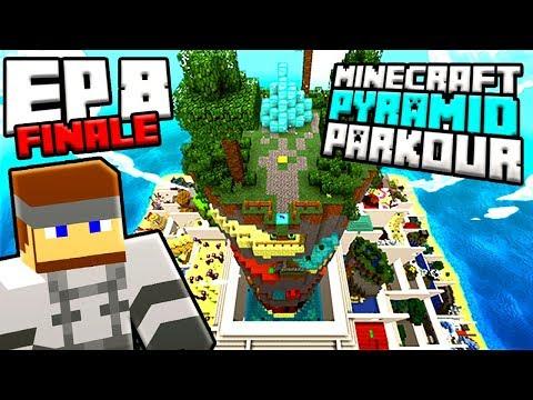 Minecraft: PARKOUR PYRAMID - EP.8 (FINALE)