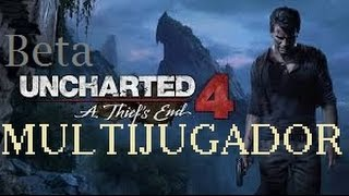 Uncharted 4 Multijugador|Beta