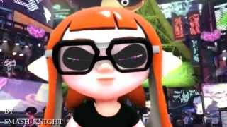 INKLING GIRL WANNA KISS YOU.