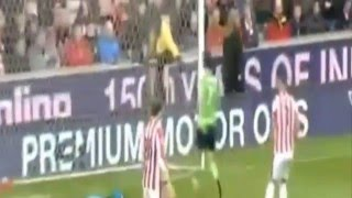 Video Gol Pertandingan Stoke City vs Southampton