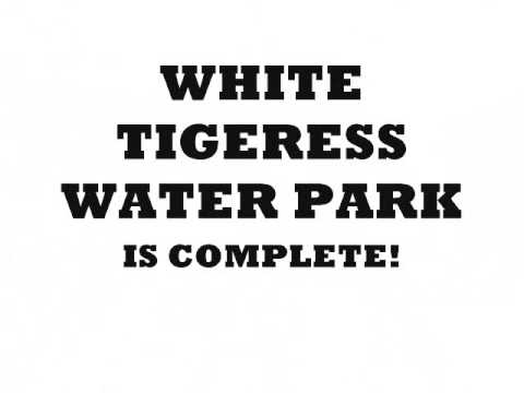 RCT3 White Tigeress Water Park Completion