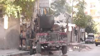 حلب-سيف الدولة    حفر آبار للمياه في الحي بعد معاناة الأهالي من انقطاعها لفترات طويلة