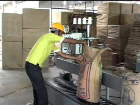 REVO Heavy Duty Conveyour System Bag Closer Machine