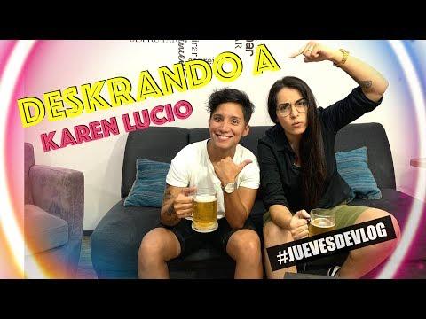 DESKRANDO A KAREN LUCIO | DESKRADOS OFICIAL