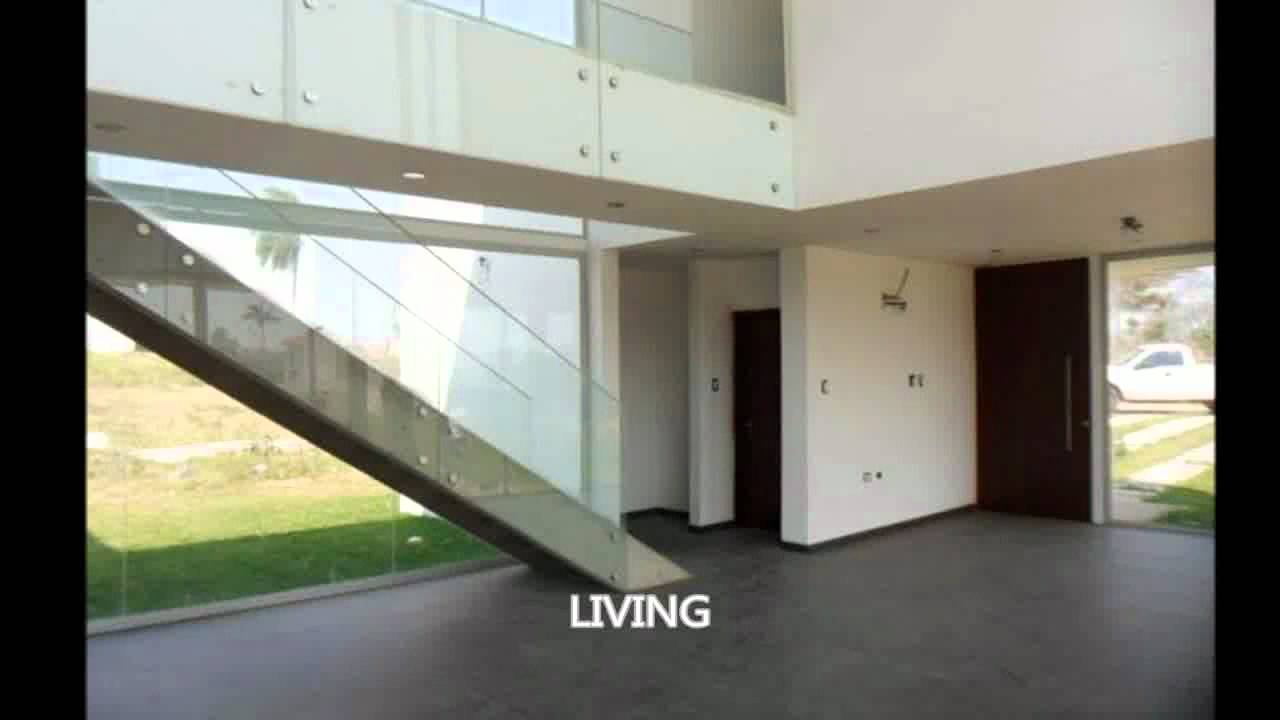 Lujosa casa estilo minimalista a estrenar en el urubo for Casa minimalista living