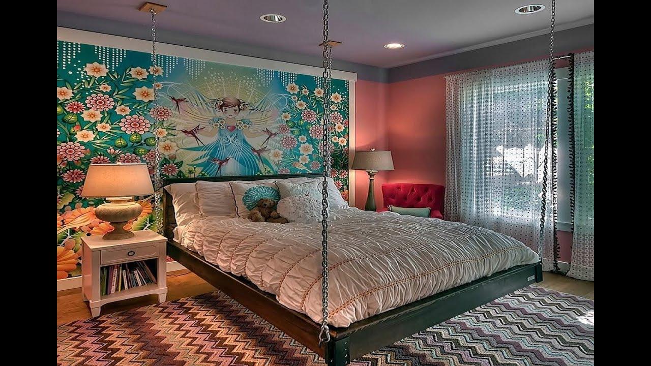 Детская Спальня почти как у Взрослых дизайн спальня молодых девушек