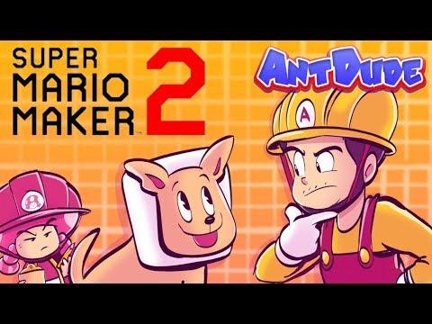 Super Mario Maker 2 | Make It Yourself, Again - AntDude