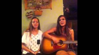 Repeat youtube video Sam Smith - Safe With Me cover (Ashley & Jordyn)