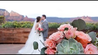 An Adventurous Couple's Perfect Wedding at Sedona of Agave - Colin and Cassie's Highlight Film