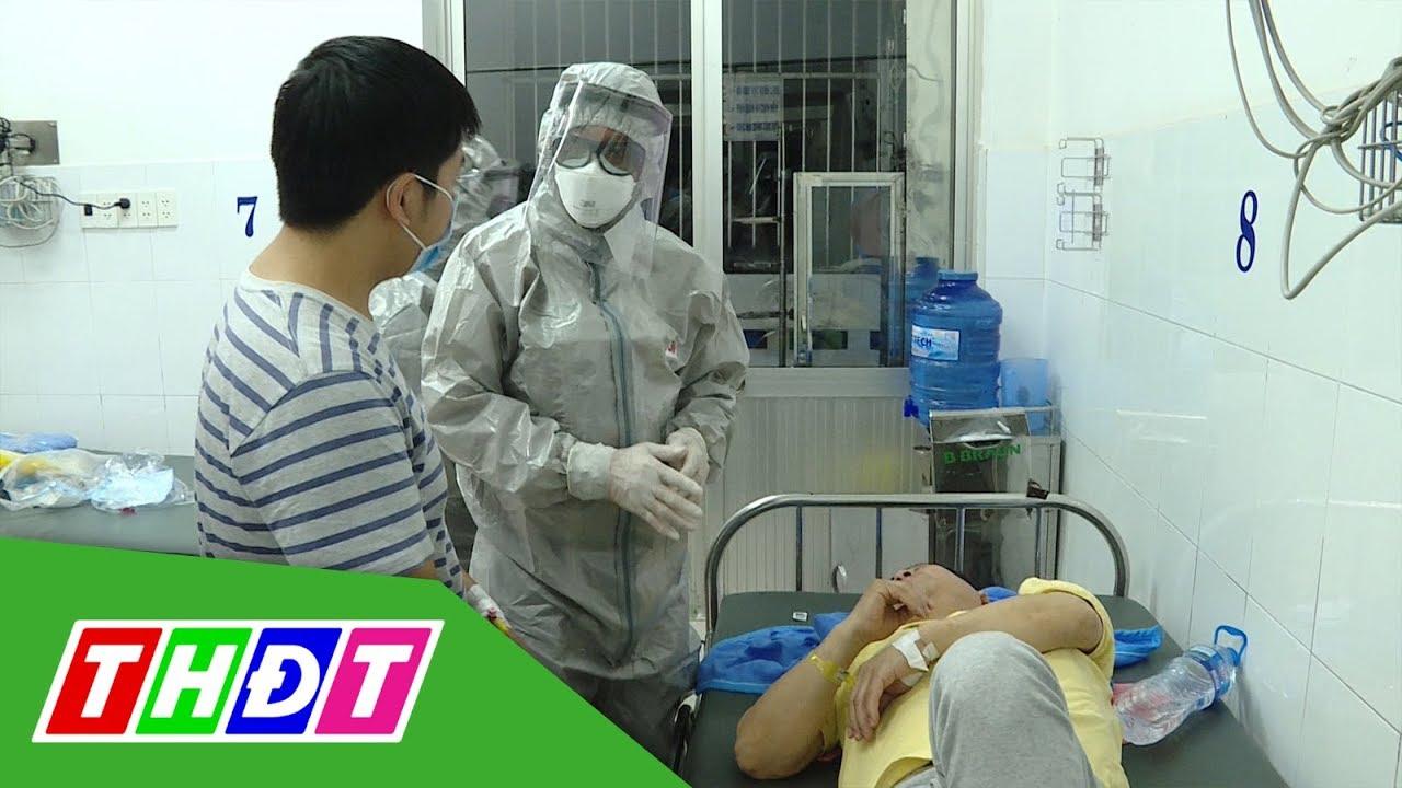 2 người dương tính với virus Corona đang được cách ly tại Bệnh viện Chợ Rẫy   THDT