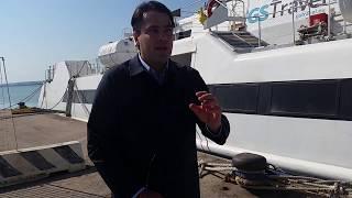 Termoli-Croazia, nuovo collegamento grazie alla Guidotti Ships