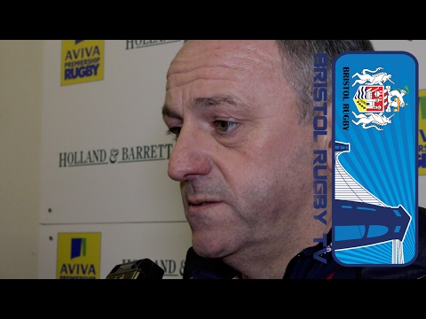 Tainton Frustrated By Bristol Errors