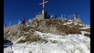 Nebelhorn Oberstdorf Gipfel Neu 2016
