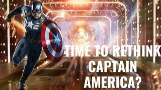 AVENGERS ENDGAME THEORY| Is Captain America in an alternate reality?