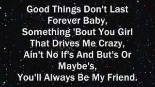 Rich Boy ft. Keri Hilson - Good Things [Lyrics on screen] [High Quality Sound]