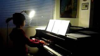 Bleach - Tabidatsu Kimi e [piano cover]
