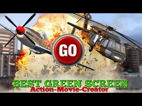 Action Movie Creator App for IPhone and Android   create mobile FX Effect Movies