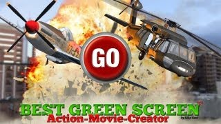 Action Movie Creator App for I-Phone and Android  - create mobile FX Effect Movies(Download Video : https://www.pond5.com/artist/bestgreenscreen#1/2063., 2013-07-09T08:44:24.000Z)