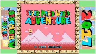 Super Mario World Adventure (D) | Hack of Super Mario World (SNES)