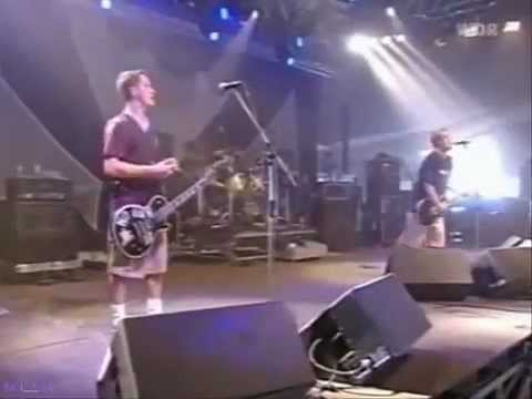 No Use For A Name - Full Concert {{Pro Shot}} Bizarre Festival 1998 - with Chris Shiflett