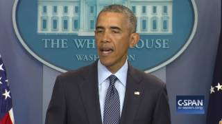 President Obama statement on Orlando Shooting (C-SPAN)