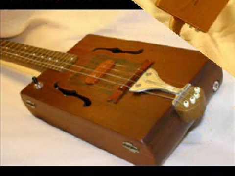 cigar box guitar build 2 mayorga youtube. Black Bedroom Furniture Sets. Home Design Ideas