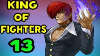 The King of Fighters XIII - Обзор легендарного файтинга