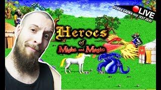 Heroes of Might and Magic I [PL]???? - KOŃCZYMY GRĘ!???? - Na żywo