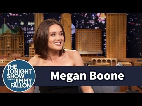 Jimmy's Charm Won't Get Blacklist Spoilers from Megan Boone