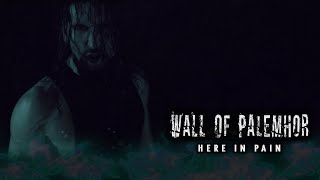 Wall of Palemhor - Here in Pain [Official Music Video] (2019)