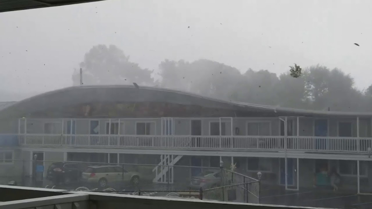 Incredible Cape Cod Tornado