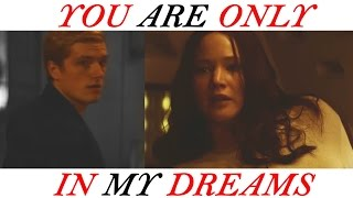 Peeta and Katniss - You are only in my dreams - Mockingjay Part 1