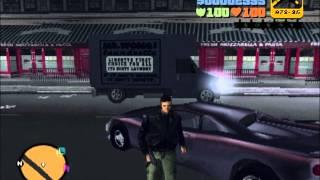 Grand Theft Auto III - Secret Areas & Interiors
