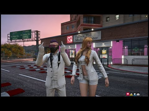 [LIVE] GTA V Roleplay Pipo -  แซลม่อน มาแล้ว น้อนๆ !!?