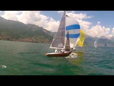 5.50 Classic Boats Italian Open Championship 2014 Lake Como - ITA 078 Tara