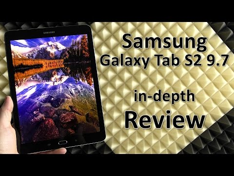Samsung Galaxy Tab S2 9.7 Review - Samsung finally did it!