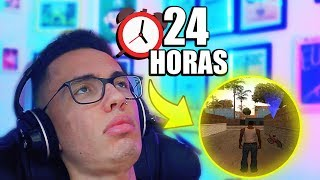 DESAFIO 24 HORAS JOGANDO GTA! (CONSEGUI?)