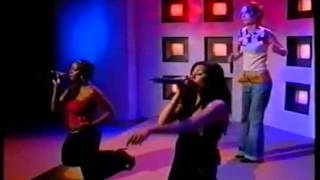 Sugababes - Run For Cover (Good Morning Australia 2001)