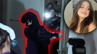 Fake Paparazzi Prank on Addison