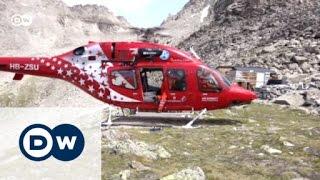 Matterhorn: Notfallretter am Limit | DW Reporter