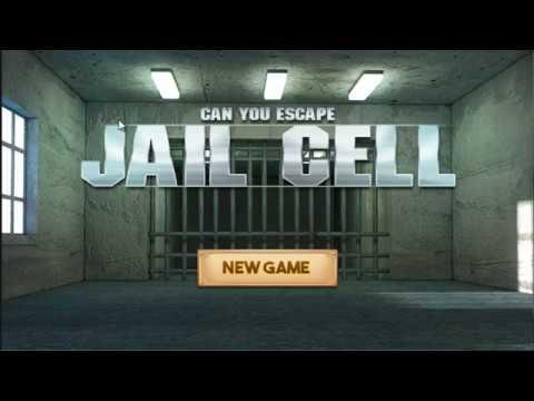 Can You Escape Jail Cell - Walkthrough - YouTube