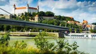 Bratislava Timelapse