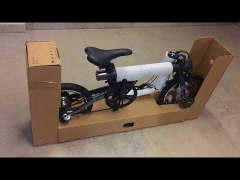 Xiaomi Qicycle EF1 - Electric Bicycle 45kms